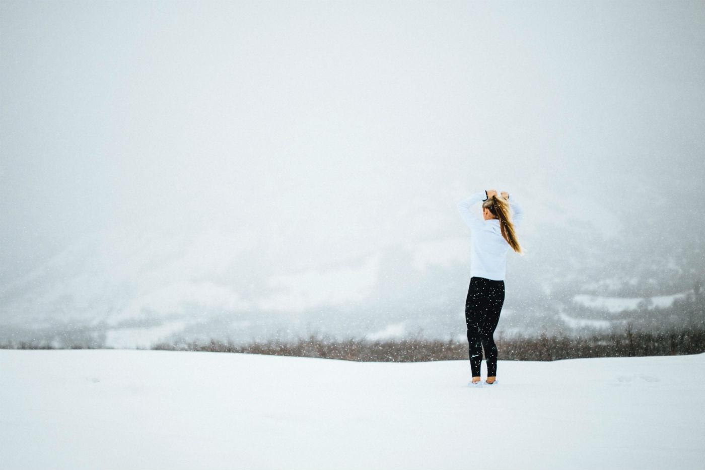 Winter skin by Abigail Keenan