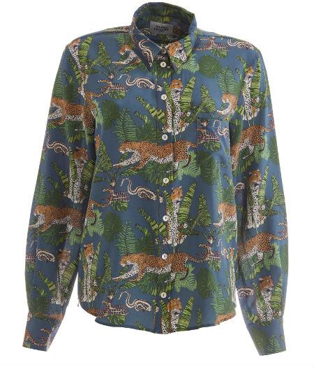 Silken Favours jungle shirt