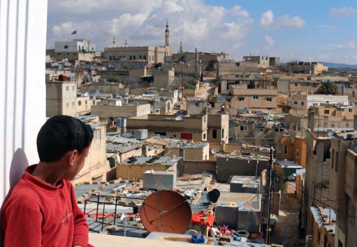 Jerash camp
