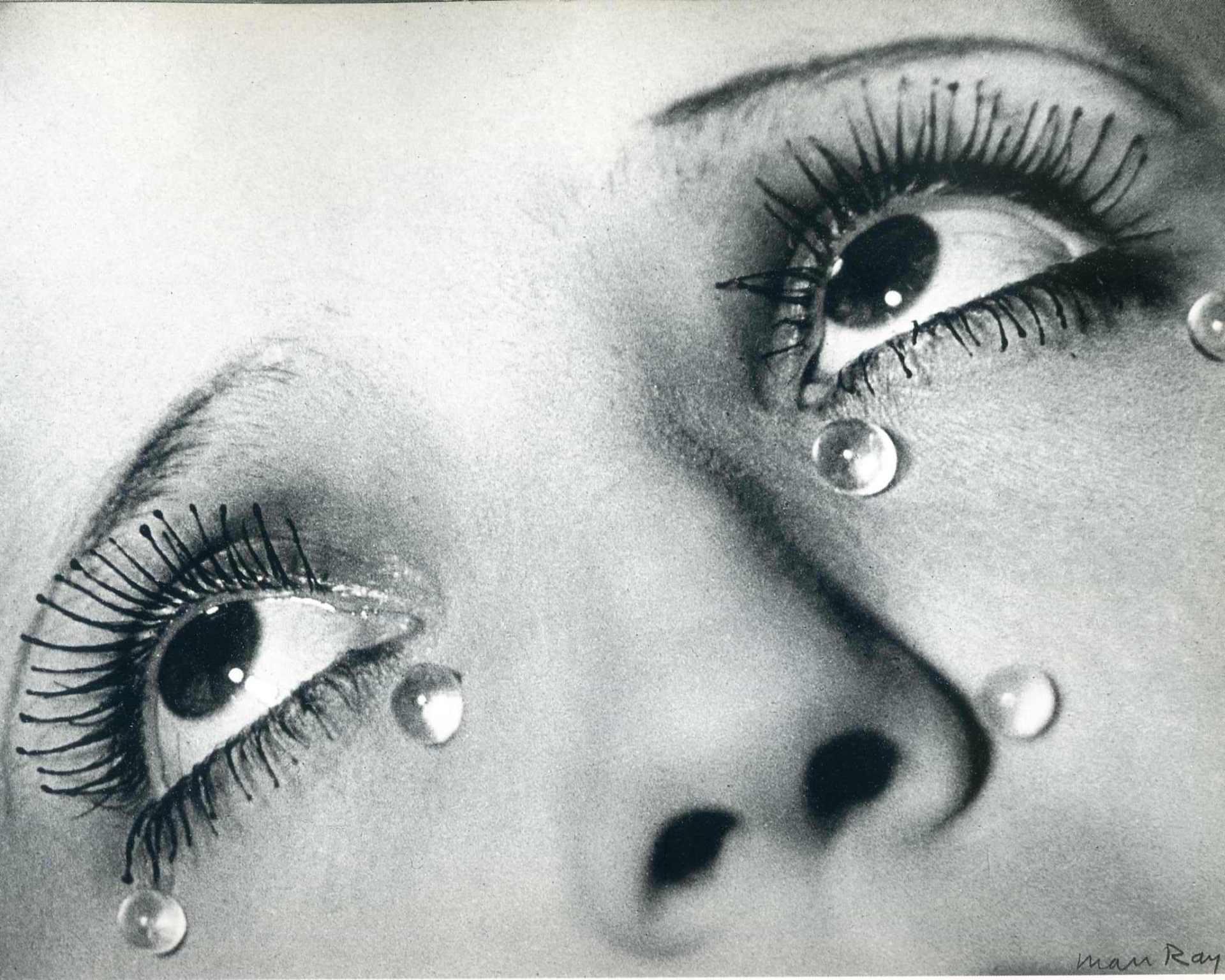 Man Ray tears Radical Eye Elton John Photography review