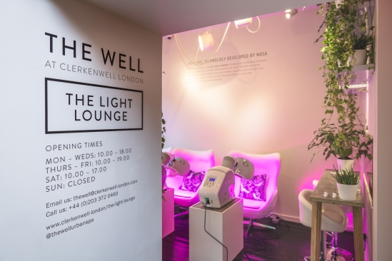 Light Lounge The Well Clerkenwell London